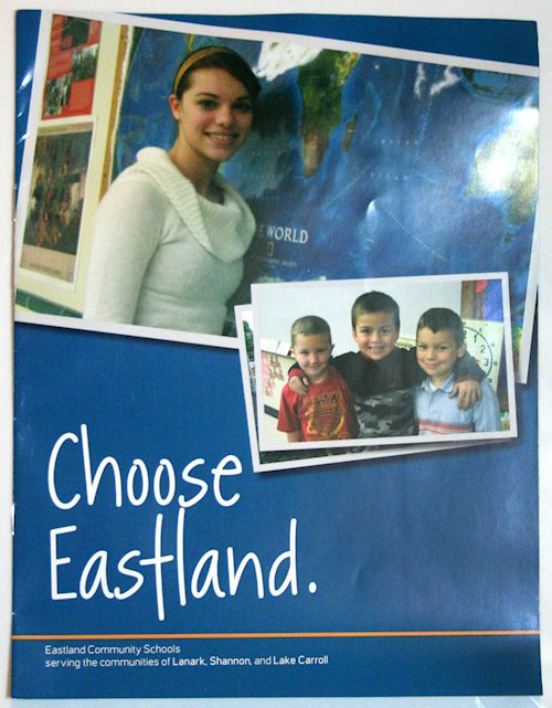 Eastland Schools Booklet