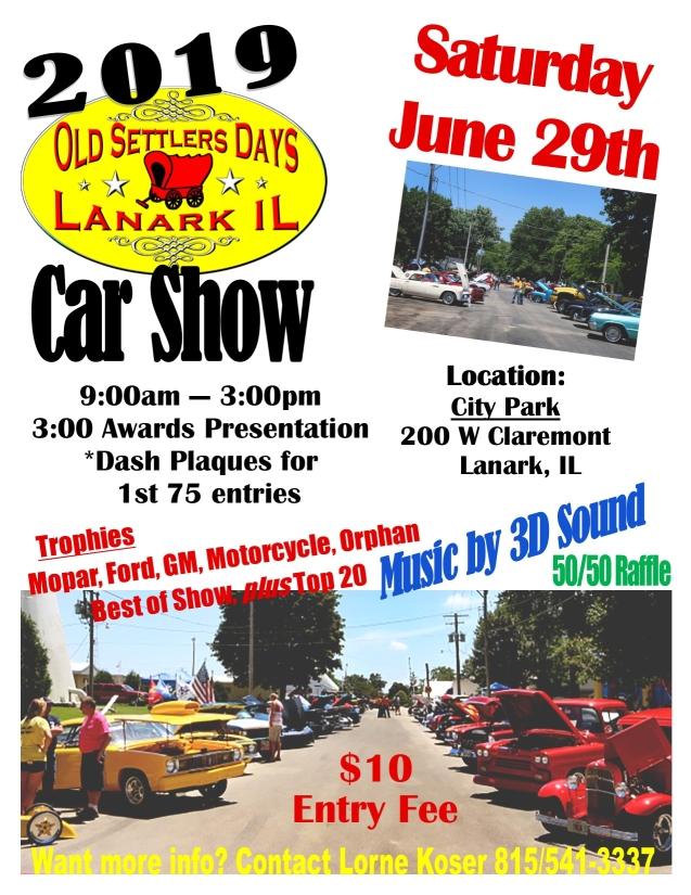 OSD Car Show